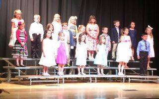 Congratulations to our Kindergarten Graduates!